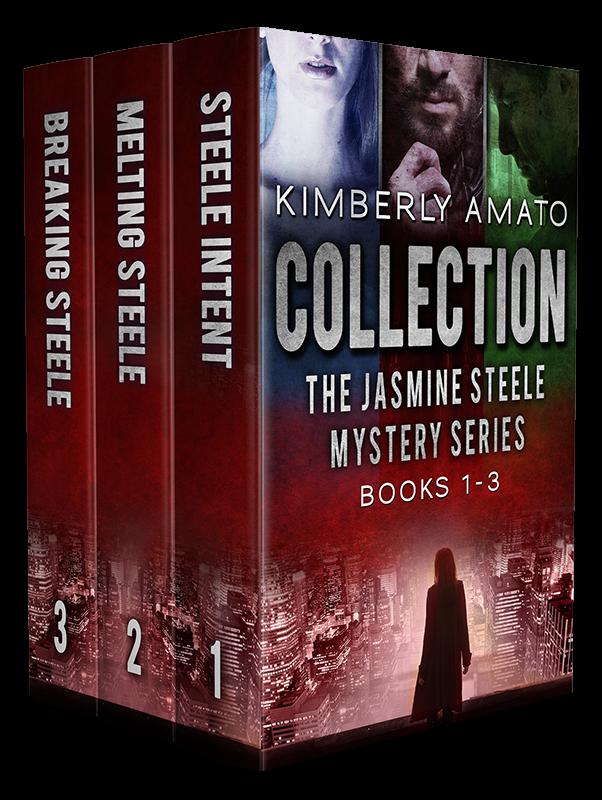 Jasmine Steele Mystery Series Books 1-3