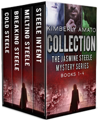 Jasmine Steele Mystery Series Books 1-4