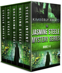 Jasmine Steele Mystery Series Books 1-5